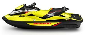 2015 Sea-Doo RXT X