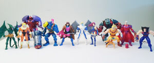 Marvel X-Men 1990s Toy Biz action figures