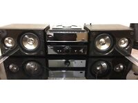SANDSTROM HI-Fi SYSTEM With Warranty