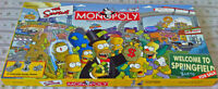 """Special Edition """"The Simpson"""" Monopoly Game - Complete!"""