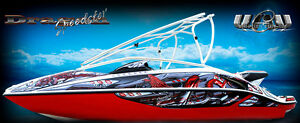 Custom Designed Boat Graphics Yellowknife Northwest Territories image 10