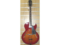 RICHWOOD GUITAR (IDEAL FOR JAZZ AND BLUES)