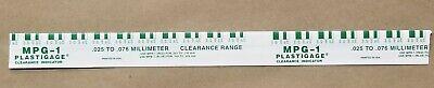 Clevite MPG-1 Plastigage Verde .001