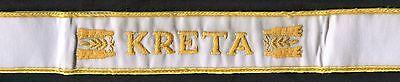 German Luftwaffe Kreta Cuff Title copy enlisted