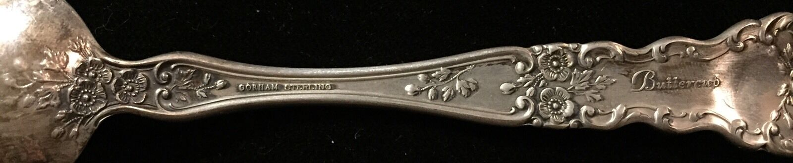 Sterling Silver Flatware - Gorham Buttercup Teaspoon