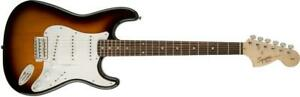 Squier Affinity Series Stratocaster®, Brown Sunburst Rosewood Neck 0310600532