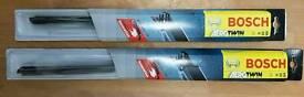 Bosch wiper blades - brand New in boxed