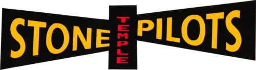 Sticker - Stone Temple Pilots Scott Weiland Hard Rock Music Band HUGE Decal 7996