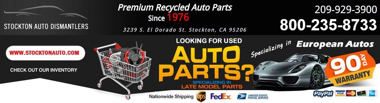 Stockton Auto Dismantlers