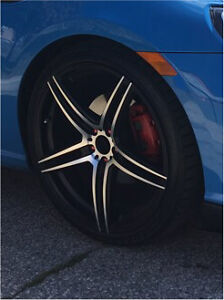 19 inch rims and tire for brz/frs