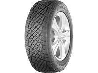 255 55 20 General Grabber AT set of 4 tyres like new