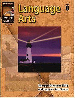 Core Skills  Language Arts  Reproducible Grade 8 By Steck Vaughn