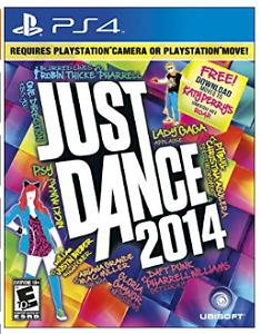 Jeu Just Dance 2014 pour console Sony PS4