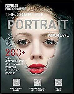 Book_The Complete Portrait (Popular Photography) $15