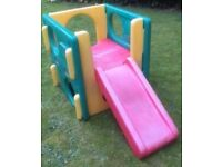 Little Tykes Outdoor Slide - Cube