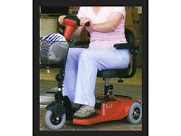 Wheeltech Rio 3 wheeled scooter