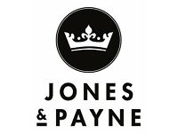 Jones & Payne Hair salon are looking for a hairstylist/technician to join our Shoreditch team.