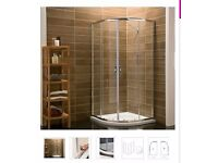 quadrant shower enclosures from as low as £89