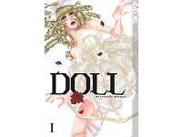 Tokyo pop 5 manga DOLL