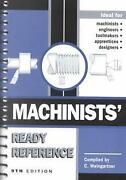 Machinist Ready Reference