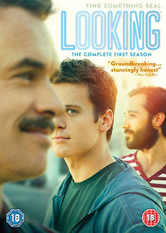 LOOKING SEASON 1 - DVD - REGION 2 UK