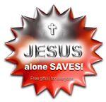 jesus_alone_saves