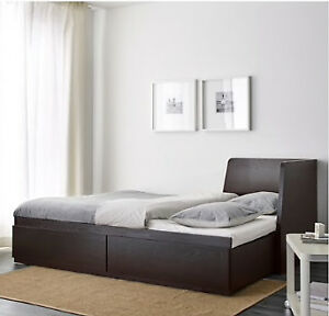 IKEA FLEKKE Daybed Single or open it up to a King - 2 drawers