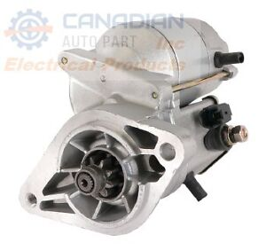 New DENSO Starter for TOYOTA COROLLA 1994-1997