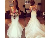 Stunning Mori Lee 'Erin' Wedding dress size 10