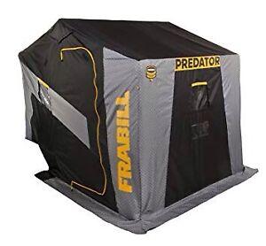 Ice Shelter Frabill Predator 4255 Insulated Flip-Over Side Door