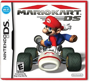 MarioKart DS and Children of Mana  (Complete Boxes and Booklets)