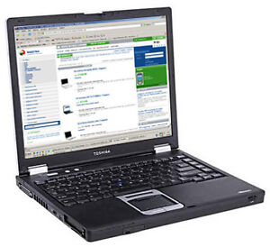 """14.1"""" Toshiba Laptop - with Linux OS. Good performance& Battery"""