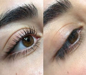 LASHLIFT & TINT FOR 60$ LASTS FOR 2 MONTHS