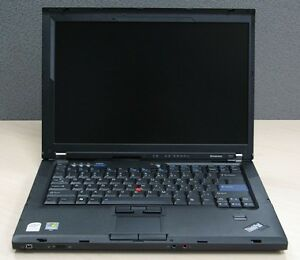 Lenovo Laptop T61 2.4G CPU, 3G RAM, 160G HDD, 15.4in screen