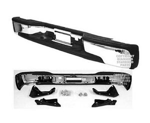 NEW CHEV REAR BUMPERS AND FOR OTHER MAKES