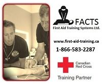 Occupational First Aid (OFA) Level 3- Presented by F.A.C.T.S Ltd