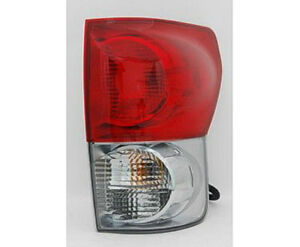 NEW 2007-2009 TUNDRA TAILLIGHT ASSEMBLY NEW LEFT OR RIGHT