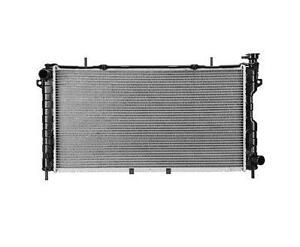 Caravan Radiator Dodge Caravan Radiator Condenser Rad fan