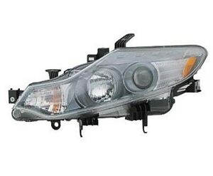 NISSAN MURANO HEAD LIGHT