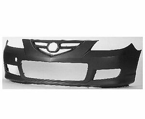 Mazda 3 Bumper Hood Fenders Headlamp Grille & Much More