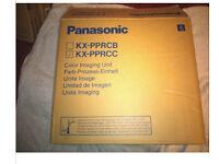 NEW BOXED GENUINE PANASONIC PRINTER - KX-PPRCC Color/colour Imaging Unit