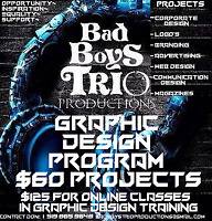 Learn Graphic Design in 8 weeks with BBT Productions Team ONLINE