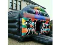 Bouncy castle and mascot hire