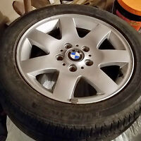 Genuine BMW 16 in rims ONLY