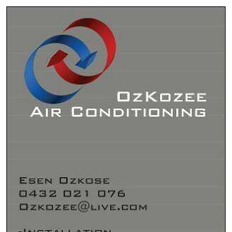 OzKozee Air Conditioning Sydney City Inner Sydney Preview