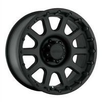 """Pro Comp Series 7032 Wheels, New, Black, 18"""" Ford SuperDuty"""