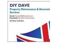 Diy Dave West Sussex