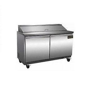 "61"" Mega Top Sanwich Prep Table - Brand new"