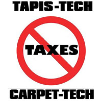 nettoyage de tapis // TAPIS-TECH CARPET-TECH // carpet cleaning