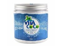 Coconut oil. Box of 6